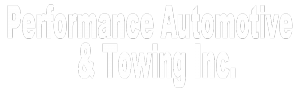 Performance Automotive & Towing Inc.