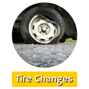 tire changes icon